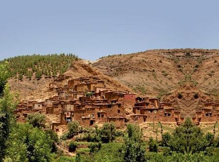 rota de 4 dias de Marrakech