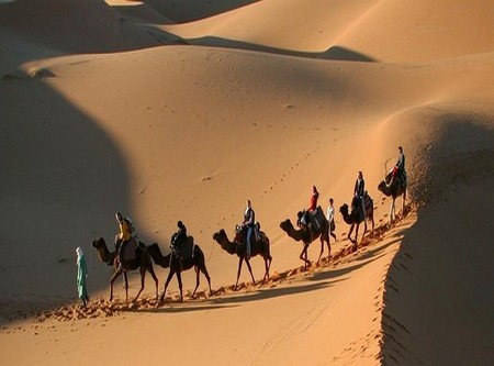 6 Dias Marrakech Merzouga deserto 4x4 viagem