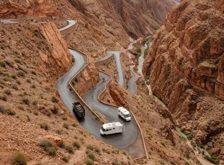 4 Dias Fes para Marrakech Excursão do deserto do Saara